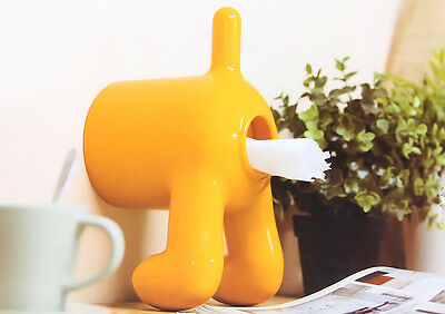 New Dog Butt Toilet Paper Holder Lovely D-Dog Toilet Tissue Paper Holder