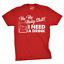 miniatuur 1 - Mens Ho Ho Holy  I Need A Drink T shirt Funny Santa Claus Christmas Tee Guys