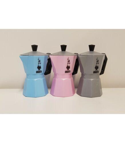 macchinetta da caffe/' mokina bialetti 3 colori  FARO-2734  Grandi giochi