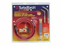 TurboTorch Swirl Air Acetylene Kits - x-4b a c & refrig kitw size 5 and 14 tips Tools and Accessories