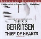 Thief of Hearts by Tess Gerritsen (CD-Audio, 2011)