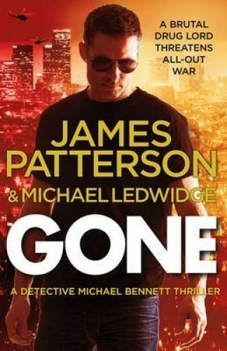 1 of 1 - PATTERSON,JAMES-GONE  BOOK NEW
