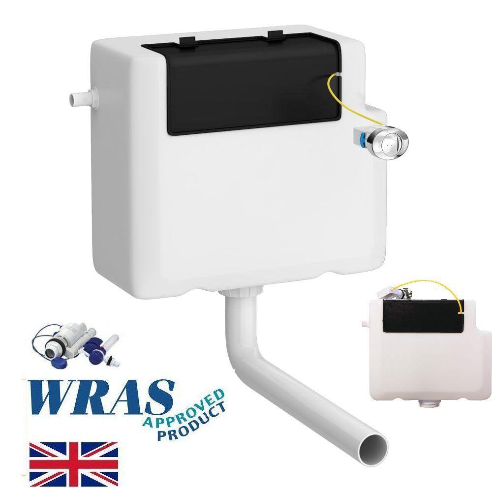 Ultra Descarga Cisterna Oculta 6 4 Litros De Acceso Frontal