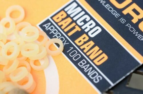 GURU Micro Bait Bands 2mm or 4mm
