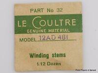 Jaeger Lecoultre Stem Cal. 480 Part 32 401