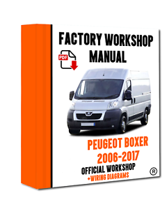 OFFICIAL-WORKSHOP-Manual-Service-Repair-Peugeot-Boxer-2006-2017-Wiring
