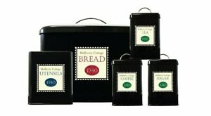 5pc-Cuisine-Bread-Bin-Canister-Set-The-Cafe-Sucre-Jarre-Mulberry-Cottage