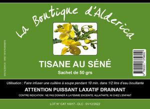 NEW-REGIME-RAPIDE-6-Cm-10-J-TISANE-LAXATIF-Sene-50-gr