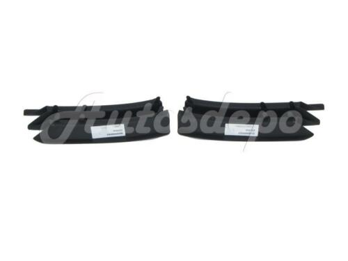 FOR 2008-10 TOWN /& COUNTRY FRONT BUMPER INSERT FOG LIGHT COVER W//O FOG HOLE SET