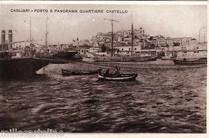 #cagliari: Port and Panorama Neighborhood castle | eBay