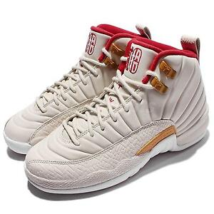 6e2906e784d688 Nike Air Jordan 12 Retro CNY GG XII Chinese New Year GS Asia Limited ...