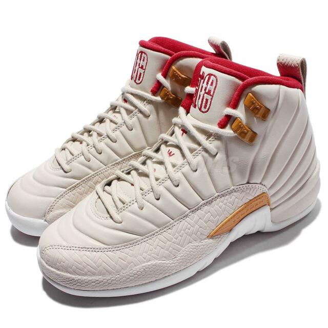 san francisco aaf1a 6a5f3 Nike Air Jordan 12 Retro CNY GG XII Chinese New Year GS Asia Limited 881428-