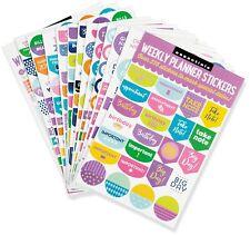 Essentials Original Weekly Monthly Planner Calendar Stickers 575 Set