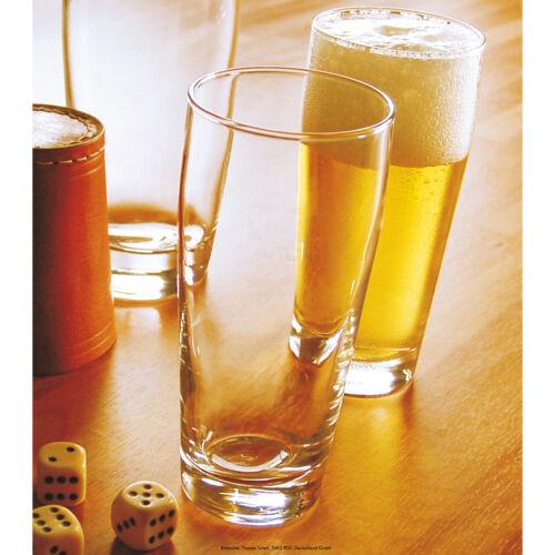 60 Gläser 0,25l Willibecher Der perfekte Allrounder Saft Wasser Bier Willybecher