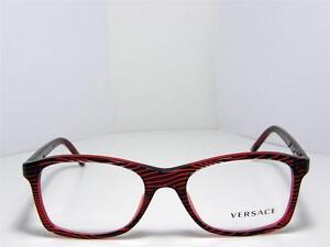 4357752752b3 Hot New Authentic Versace Eyeglasses VE 3155 935 Italy 50mm V 3155 ...