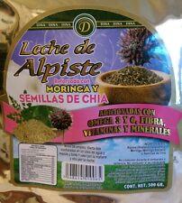 Canary Seed Milk Powder w/Moringa Complex & Chia Seeds ( Leche de Alpiste y Chia