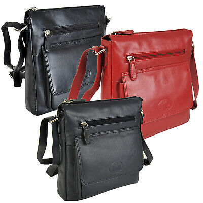 Rowallan Medium Leather Xbody Bag 31-9767 RRP £59.00 OUR PRICE £44.99