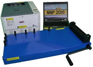 Number Plate Maker Near Me >> Details About Number Plate Printer Maker Machine System Professional Level