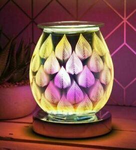 Desire Aroma 3d Electric Touch Lamp Wax Melt Oil Burner Lp44348 Ebay