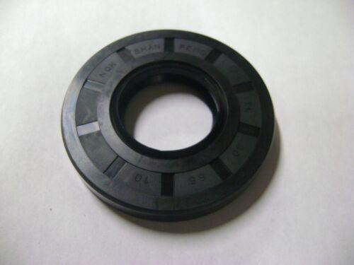 NEW TC 30X66X10 DOUBLE LIPS METRIC OIL DUST SEAL 30mm X 66mm X 10mm