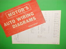 autodata wiring diagrams 1963 1964 1965 1966 1967 ford falcon futura convertible ranchero wiring diagrams