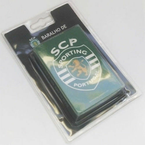 e427665f9d5 Sporting CP Portugal Deck of 54 Playing Cards