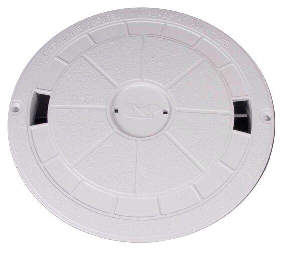 "Genuine Hayward SP1075 SP1076 Skimmer Deck Lid Cover SPX1075C1 8 3//4/"" diameter"