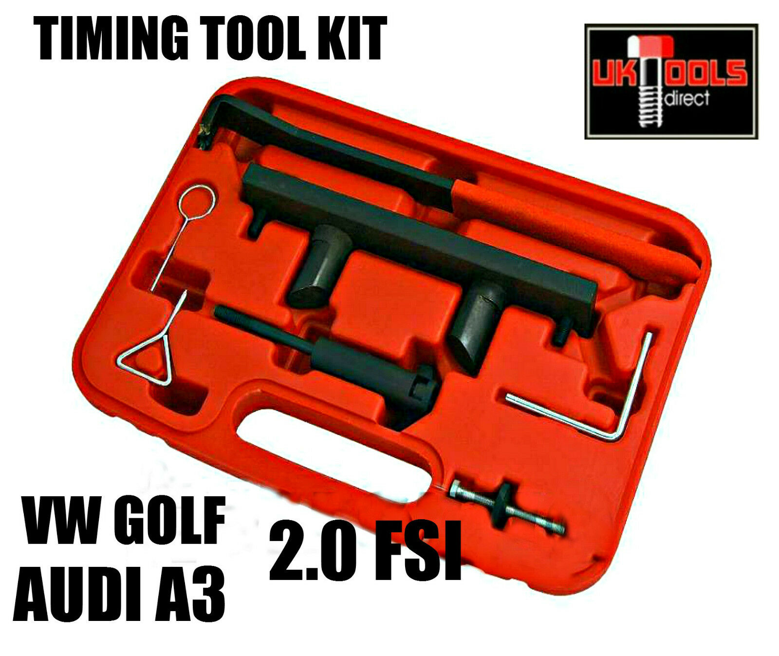 Vw 1600 Engine Removal: Vw Audi Timing Tool Kit Golf Passat Audi A3 A4 A6 2.0FSI