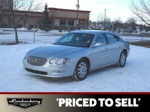 2009 Buick Allure CXL Leather,  Heated Seats,  Remote Start,   A/C,