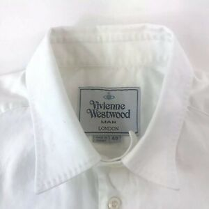 Vivienne-Westwood-Man-London-Classic-Long-Sleeve-White-Shirt-Size-48