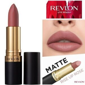 Revlon Super Lustrous Matte Is Everything Lipstick Rise Up Rose Brand New
