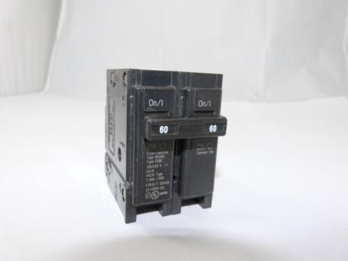 Cutler Hammer BR260 2p 60a 120//240v Circuit Breaker NEW 1-year Warranty