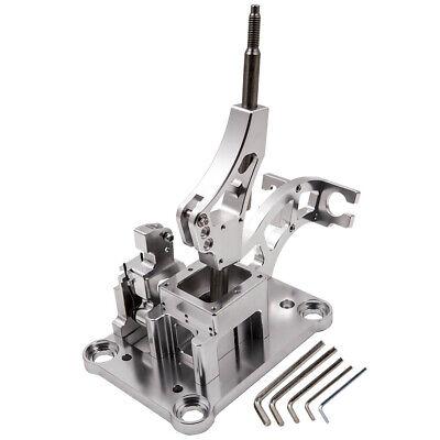Driver Position Billet Shifter Shift Box Kit for RSX 02-06 Civic EM2//ES 01-05 US