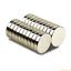 Neodimio-Super-Magnete-Disco-Magnetico-Forti-Magneti-2-20-Frigorifero-Bacheca