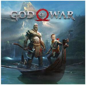 God of War (PlayStation 4, 2018)