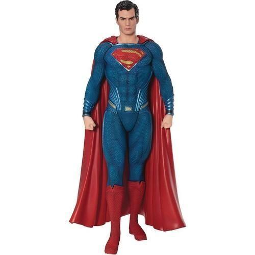1 10 10 10 Justice League Movie Superuomo ArtFX+ cifra Statue SV216 Kotobukiya 2b244c