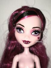 Welcome to Monster High Dance the Fright Away Draculaura Nude Doll NEW for OOAK