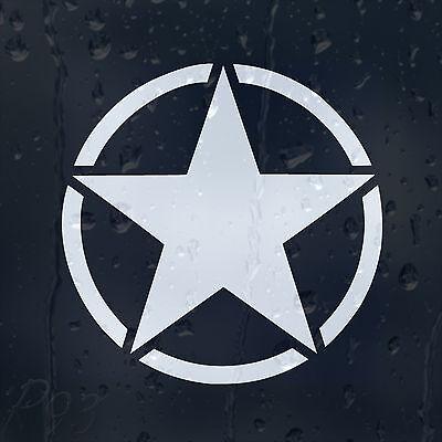 Five Star Marine Infinite Ammo Army Sign Car Or Laptop Decal Vinyl Sticker