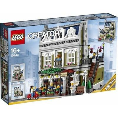 LEGO 10243 PARISIAN RESTAURANT CREATOR Hard To Find from Tates Toyworld