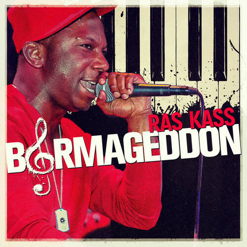 Rass Kass - Barmageddon 2.0 [New CD]
