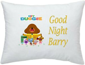 HEY DUGGEE #2  PERSONALISED PILLOWCASE
