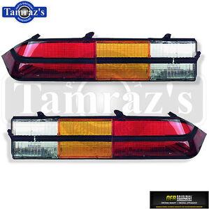 80-81-Camaro-Z28-Fits-78-81-Taillamp-Tallight-Tail-Light-Lamp-Lens-PAIR-OER