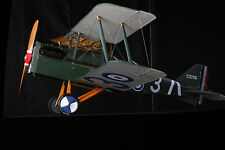 Hasegawa Museum Models WWI Sopwith Camel and SE5. Not kits; actual built models