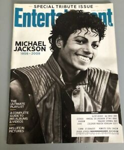 Michael Jackson 1958-2009, Special Tribute Issue, Entertainment Weekly Magazine