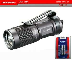 JETbeam-Portable-510-Lumens-JET-II-MK-XPL-HI-LED-Flashlight-Waterproof-Torch