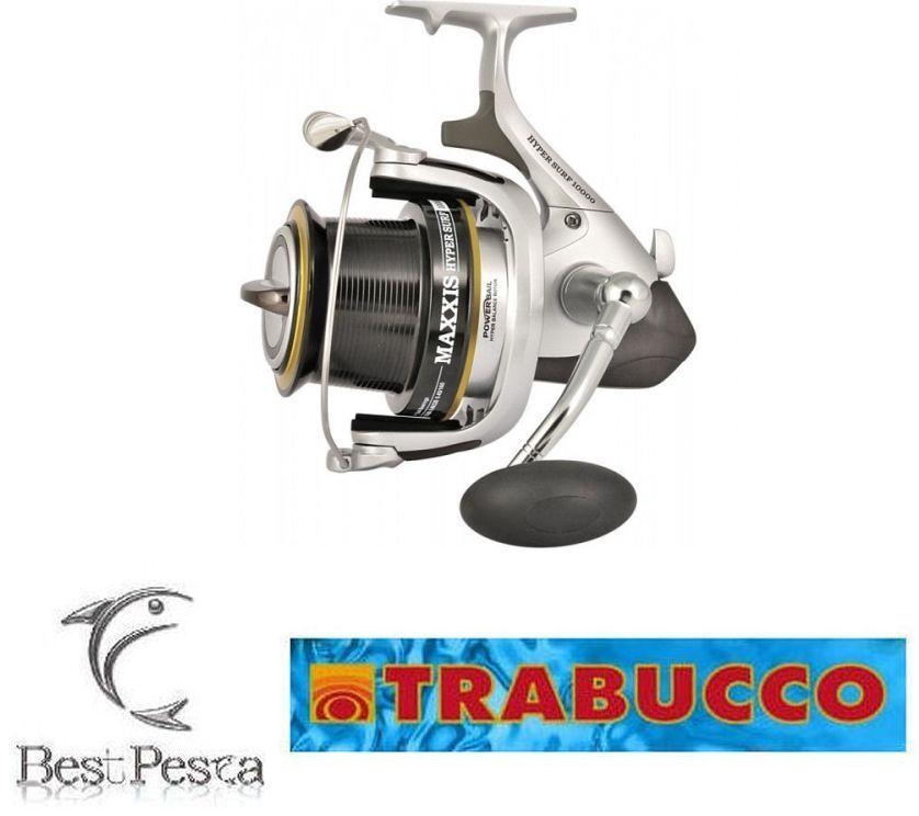Mulinello TRABUCCO MAXXIS HYPER SURF 10000  codice 03515100