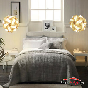SET 2 lampadari moderni 35 cm Lampadari camera da letto ...