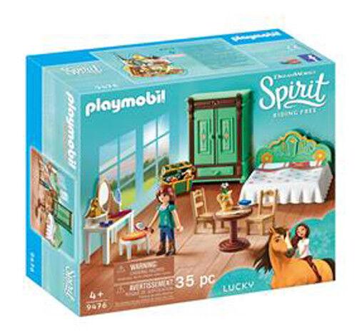 Playmobil 9476 Spirit Riding Free Lucky's Bedroom MIB/New