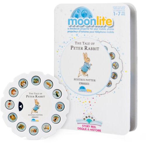 6043711 NEW Moonlite The Tale of Peter Rabbit Story Reel