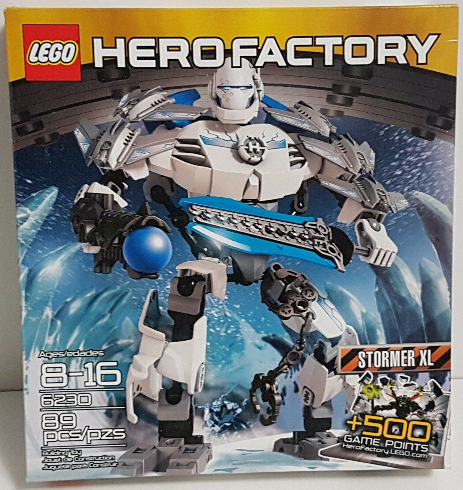 LEGO Hero Factory Stormer XL Set  6230 nuovo & Sealed - NO CANADIAN IMPORT FEES  compra nuovo economico